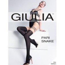 """Колготы женские """" Pari Snake """" имитация чулка"""