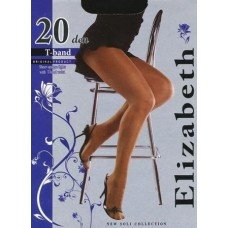 Колготки Elizabeth 20 den Т-band